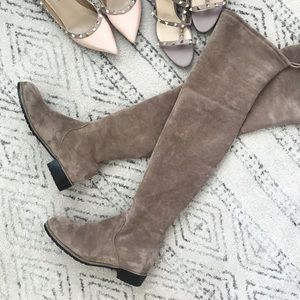 Amazon Fashion Over the Knee Boots